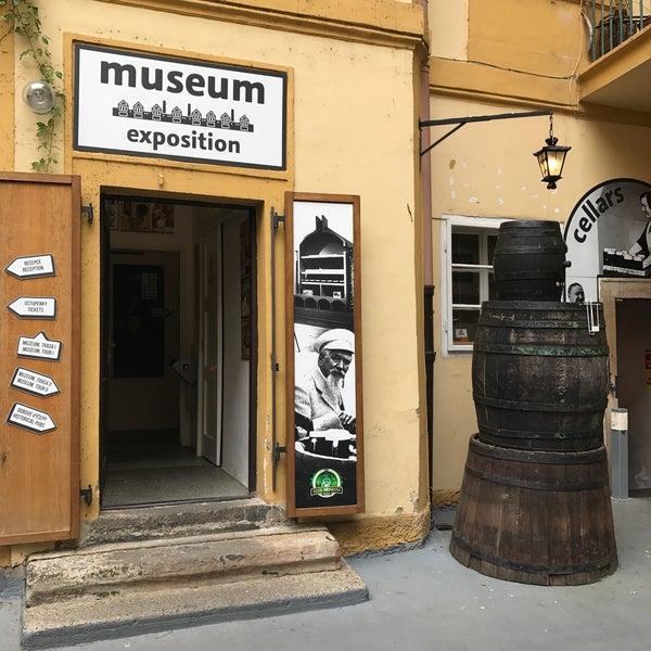 Photo taken at Czech Beer Museum Prague by Hüseyin U. on 5/20/2017