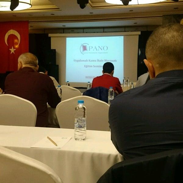 5/22/2017 tarihinde Gozde .ziyaretçi tarafından CK Farabi Hotel'de çekilen fotoğraf