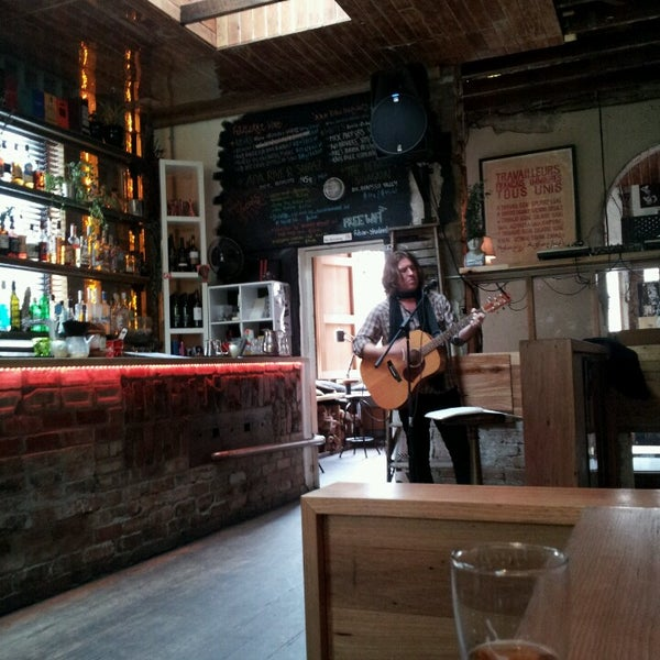 Places To Visit In Melbourne In August: Bar In Melbourne CBD