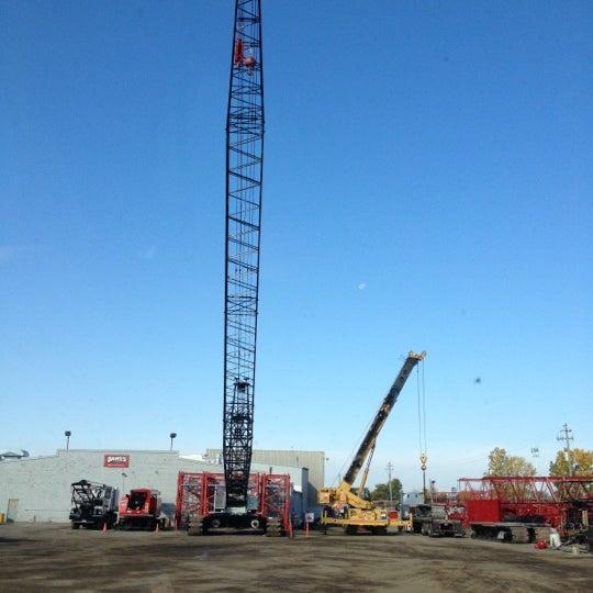 Dawes Rigging Amp Crane Rental Milwaukee Wi
