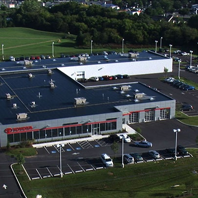 Lancaster Toyota Service Center - East Petersburg, PA