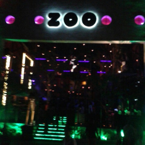 Photo taken at ZOO Bar by Enrique H. on 1/27/2013
