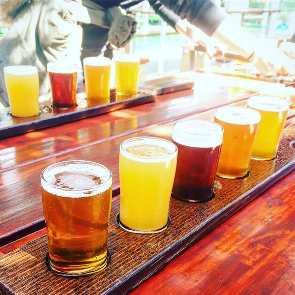 Photo taken at Rocks Brewing Co by Tony H. on 10/14/2016