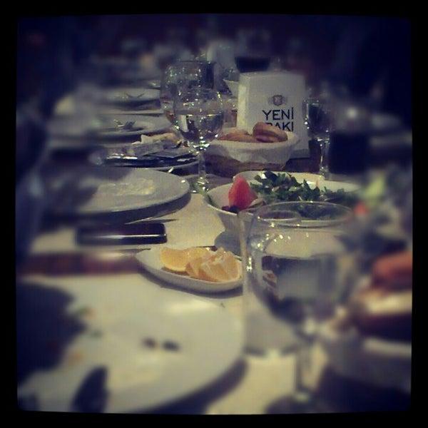 12/11/2012 tarihinde Lara B.ziyaretçi tarafından İyot Restaurant'de çekilen fotoğraf