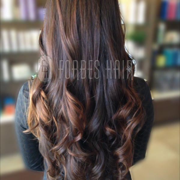 Photo Taken At Forbes Hair Salon By Forbes Hair Salon On 8/5/2015