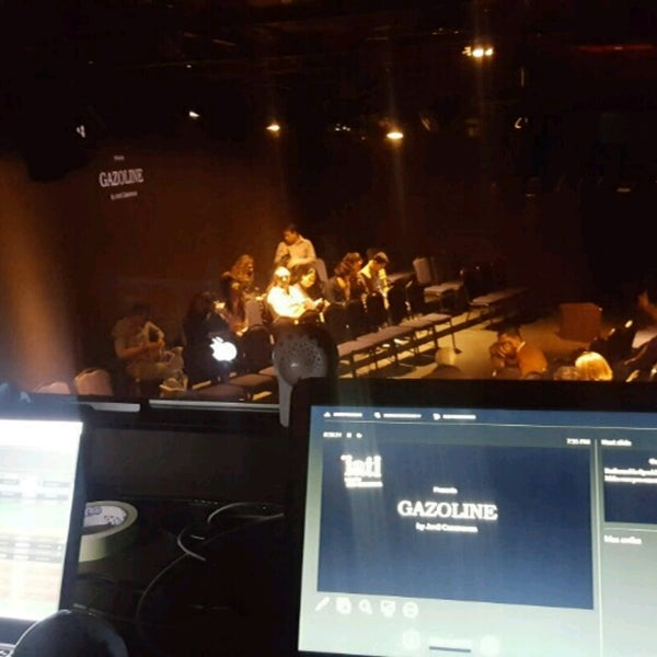 Photo taken at IATI Theater by Ricardo J. S. on 4/16/2017