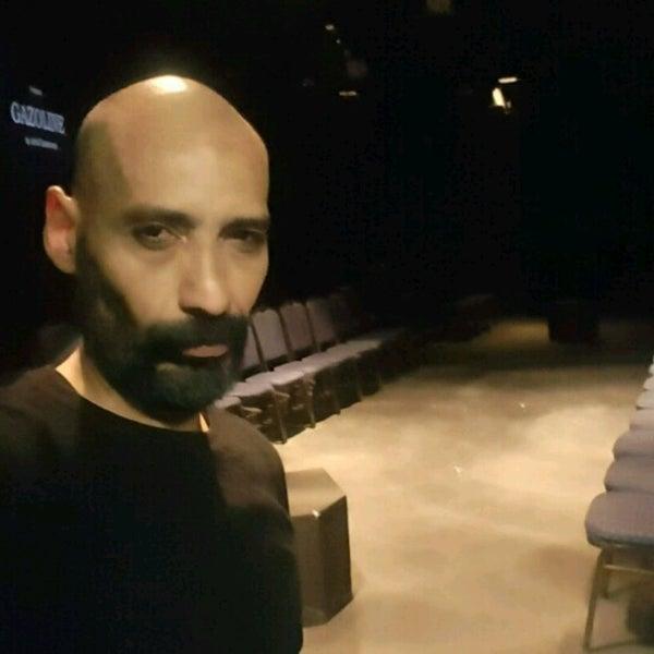 Photo taken at IATI Theater by Ricardo J. S. on 4/15/2017