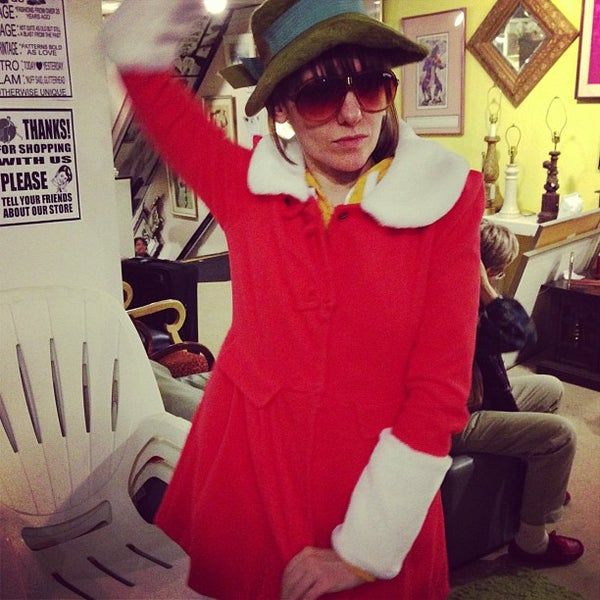 Photo taken at Philly Aids Thrift Shop by Jay D. on 2/24/2013