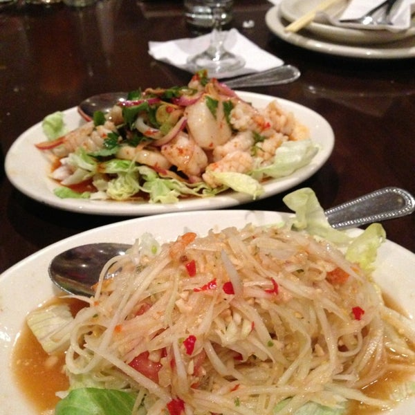 Thai square arlington heights 3217 columbia pike for Arlington thai cuisine