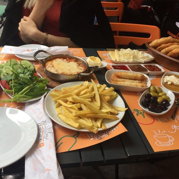 5/6/2018 tarihinde Çiğdem Ç.ziyaretçi tarafından Bikahvaltı'de çekilen fotoğraf
