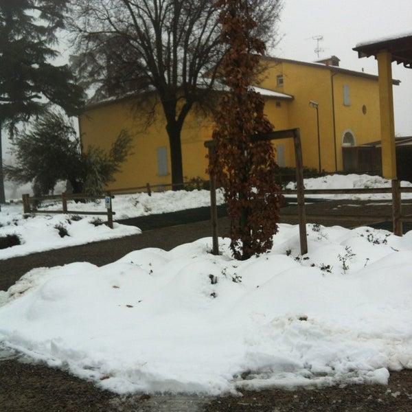 Foto scattata a Villa Aretusi da Sabrina E. il 2/25/2013