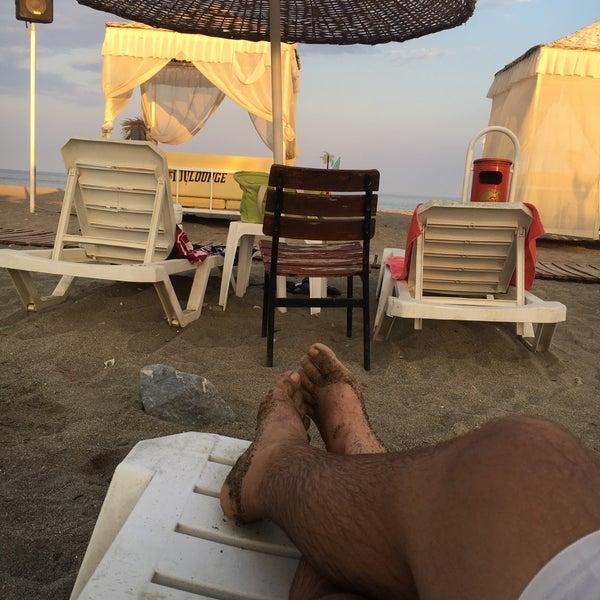 8/6/2017 tarihinde Hamza Y.ziyaretçi tarafından Ünlüselek Beach'de çekilen fotoğraf