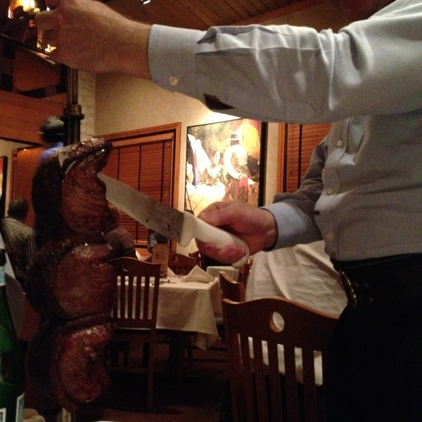 Photo taken at Fogo de Chao Brazilian Steakhouse by H G. on 5/7/2013