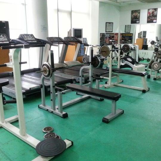 Photo taken at 대전대학교 기숙사 by Ahmad N. on 10/13/2012