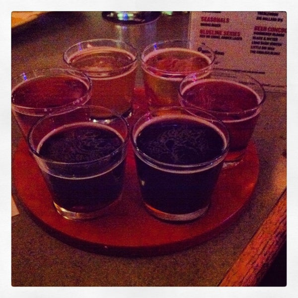 Photo taken at Redhook Brewery by Amy R. on 2/11/2013