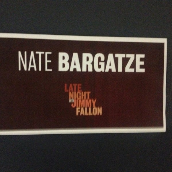 Photo taken at Late Night with Jimmy Fallon by Abbey R. on 6/13/2013