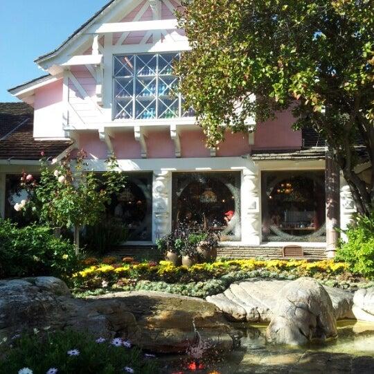 Photo taken at Madonna Inn by Vanessa G. on 10/14/2012