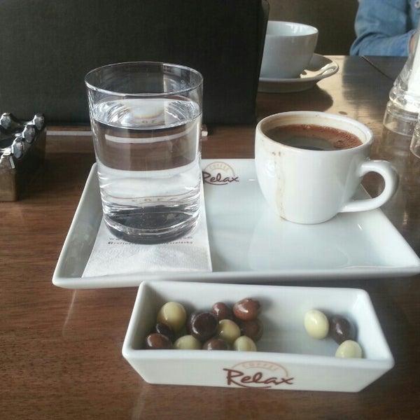 Снимок сделан в Coffee Relax пользователем Ersin O. 5/8/2016