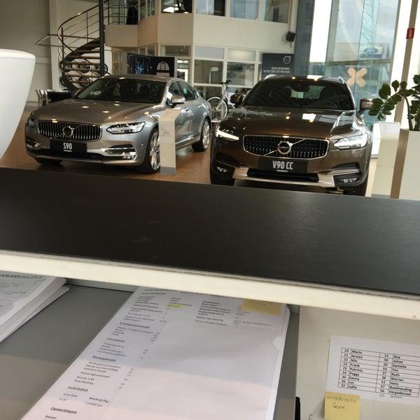 Volvo Vermant - Auto Dealership