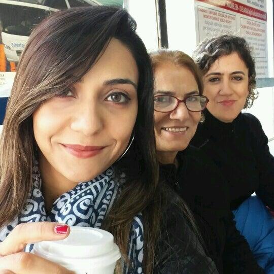 Photo taken at Autobusna stanica by Gamze E. on 10/24/2016