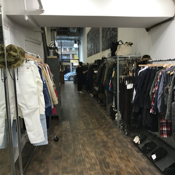 Versailles clothing store in new york
