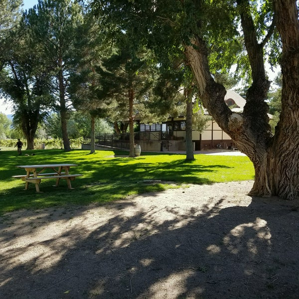Photo taken at The Winery at Holy Cross Abbey by Kyle H. on 9/5/2016