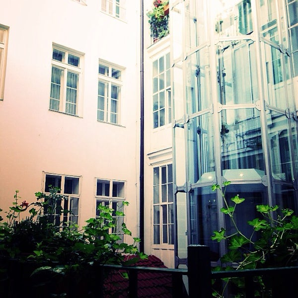 Photo taken at Hotel Salvator by Tao C. on 7/2/2013