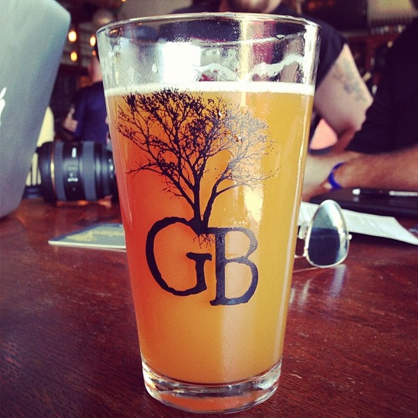 Photo taken at Greenbush Brewing Company by Daniel M. on 6/11/2013