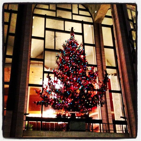 12/16/2012にRichard C.がLincoln Center for the Performing Artsで撮った写真