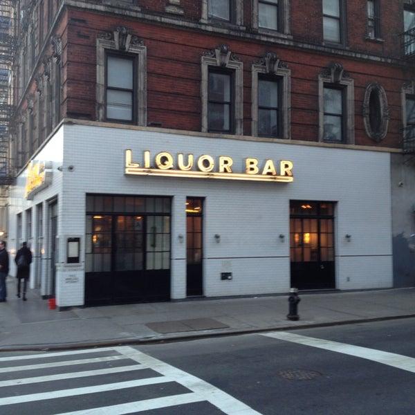 Photo taken at Schiller's Liquor Bar by David C. on 1/19/2013