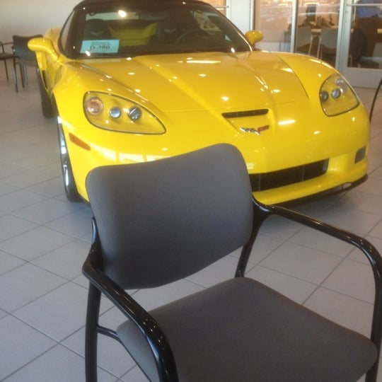 Photo Taken At Billion Chevrolet By Todd N. On 10/10/2012