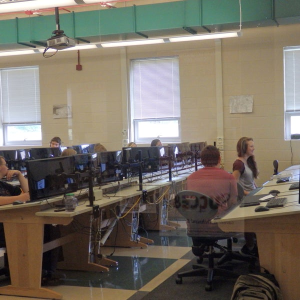 Photo taken at Clearfield County Career & Technology Center by Clearfield County Career & Technology Center on 9/9/2015