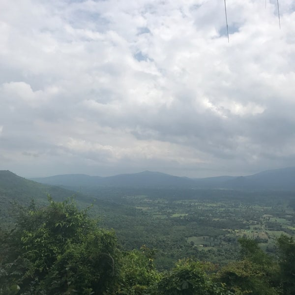 Photo taken at ผาเก็บตะวัน by Pan on 7/28/2017