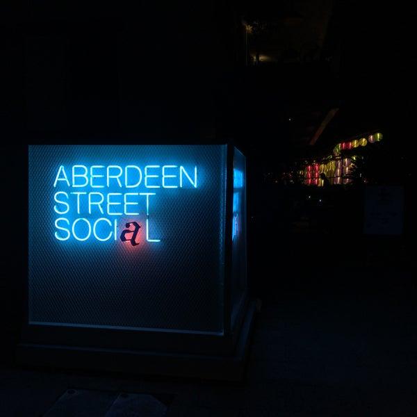Photo taken at Aberdeen Street Social by Michelle T. on 9/13/2016