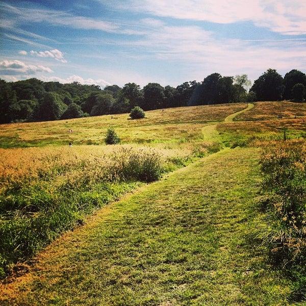 6/30/2013 tarihinde Baydr Y.ziyaretçi tarafından Hampstead Heath'de çekilen fotoğraf