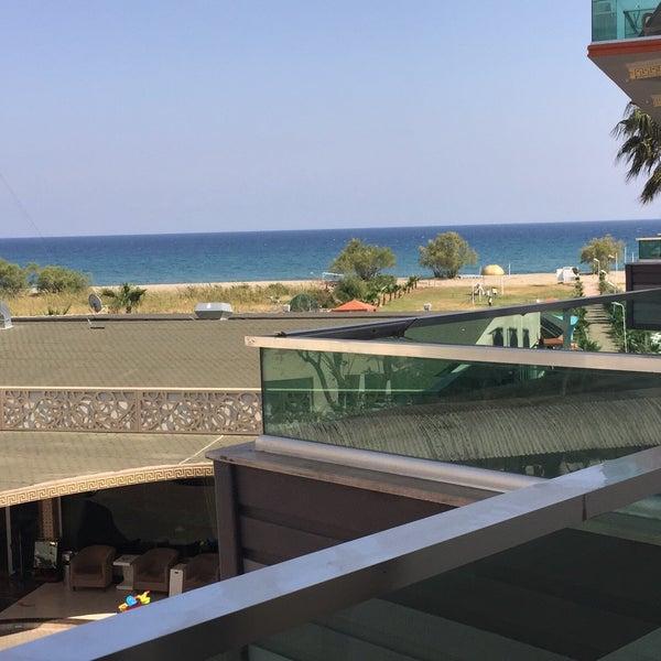 5/6/2017에 Murat C.님이 Ünlüselek Hotel에서 찍은 사진