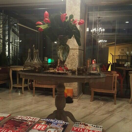 1/23/2016 tarihinde Erkan T.ziyaretçi tarafından BERJER BOUTIQUE HOTEL'de çekilen fotoğraf
