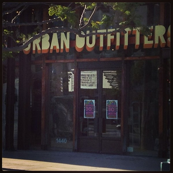 Photo taken at Urban Outfitters by Luciana P. on 12/30/2012