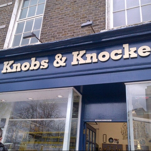 Knobs and knockers