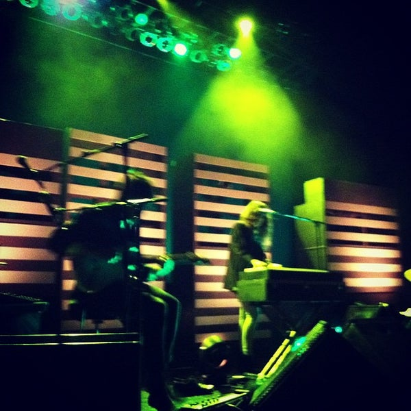 Photo taken at The Rialto Theatre by Stephanie S. on 9/25/2012