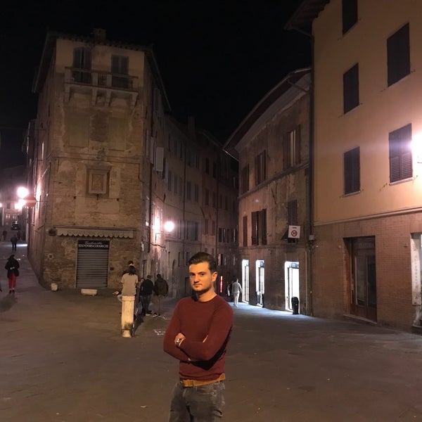 Photo taken at Siena by Doğan D. on 10/21/2017