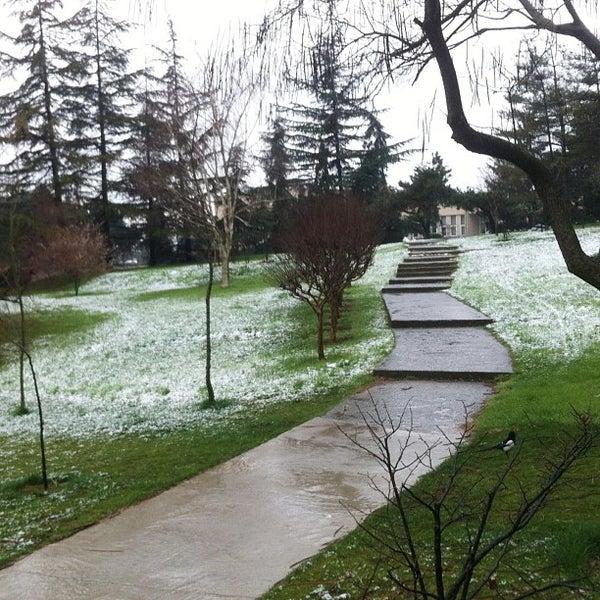 Foto diambil di İstanbul Teknik Üniversitesi oleh Onur O. pada 3/16/2013