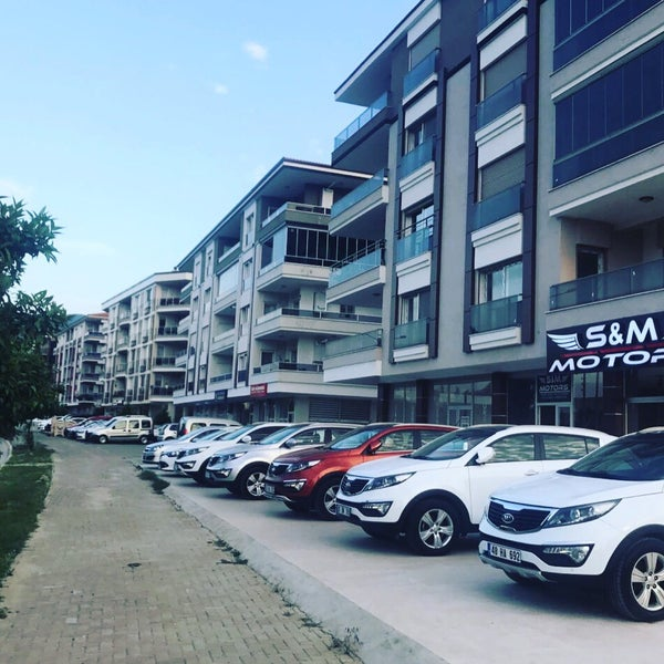 Photo taken at SM Motors by Mehmet A. on ...