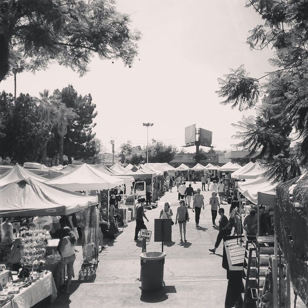 Los Angeles Apartments Melrose: Melrose Trading Post