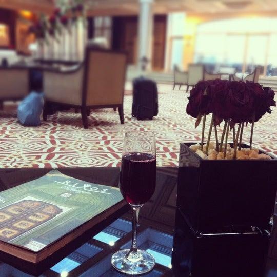 10/14/2012 tarihinde Людмила С.ziyaretçi tarafından Rixos Sharm El Sheikh'de çekilen fotoğraf