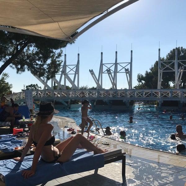 7/17/2017 tarihinde Halil Ö.ziyaretçi tarafından LykiaWorld & LinksGolf Antalya'de çekilen fotoğraf