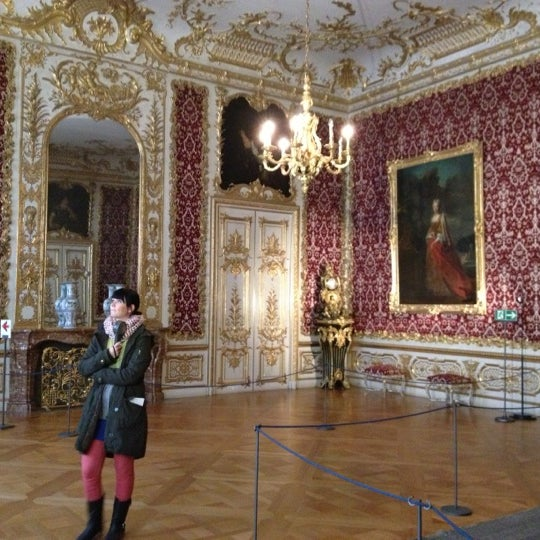 Photo taken at Residenz by Pedro A. on 11/21/2012