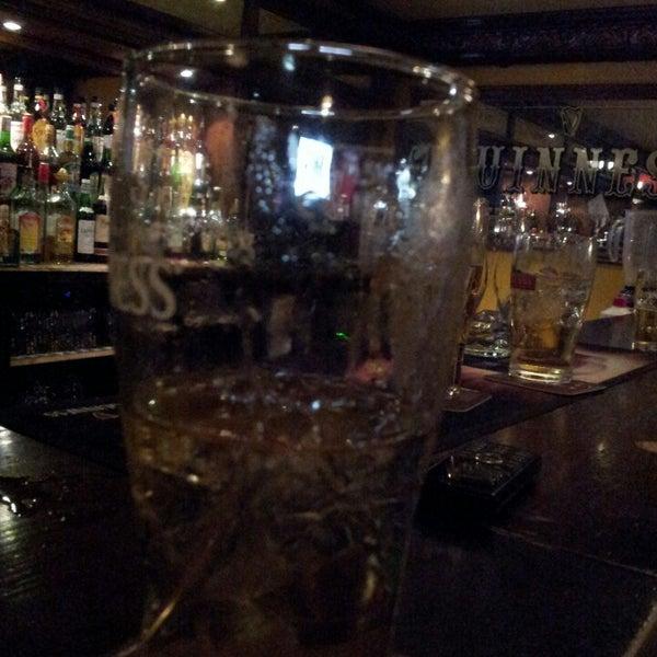 Foto tirada no(a) Fritzpatrick's Irish Pub por Carolin R. em 7/25/2013