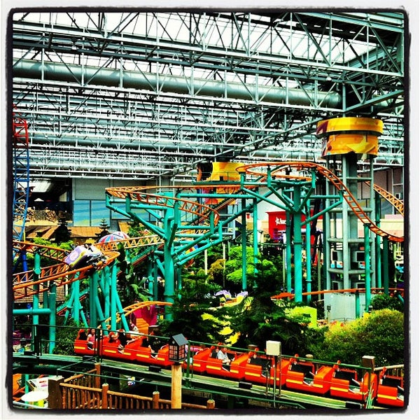 Photo taken at Mall of America by Jeffrey H. on 5/18/2013