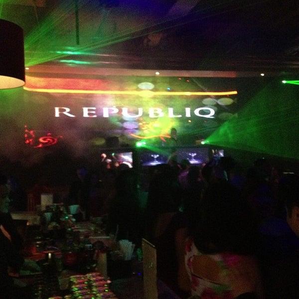 Photo taken at Republiq by Shy A. on 10/3/2012